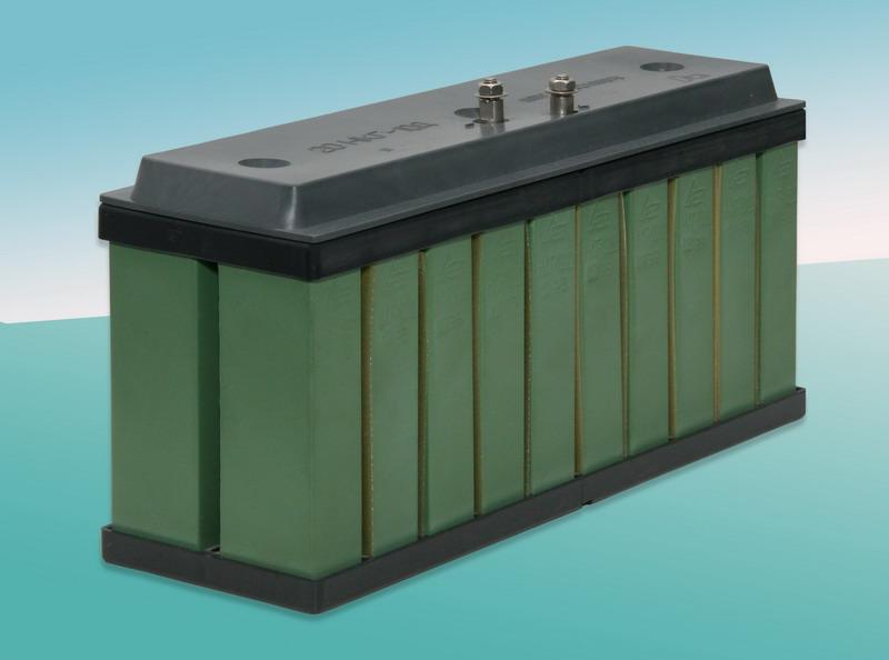 Блок никель-кадмиевых батарей