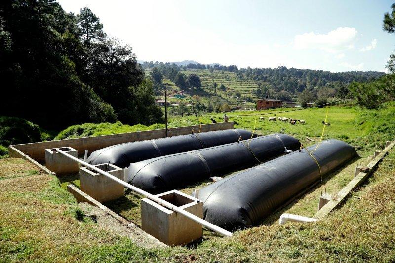 Фермерская биогазовая станция