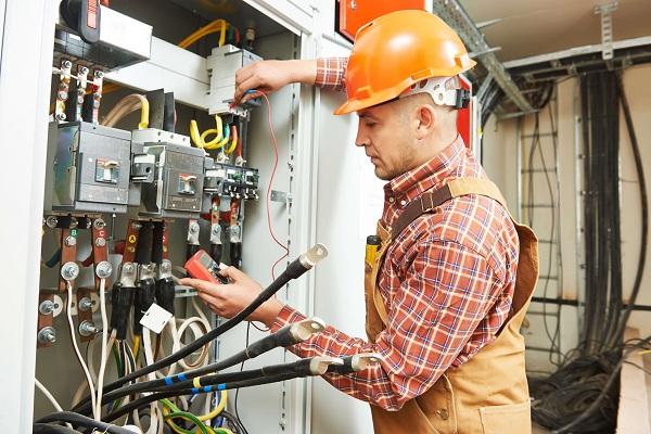 Тестирование узла электросети