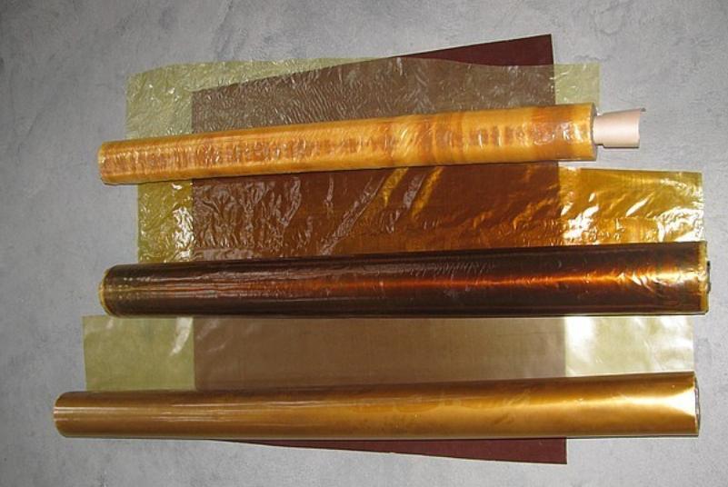 Лакированные изолирующие ткани