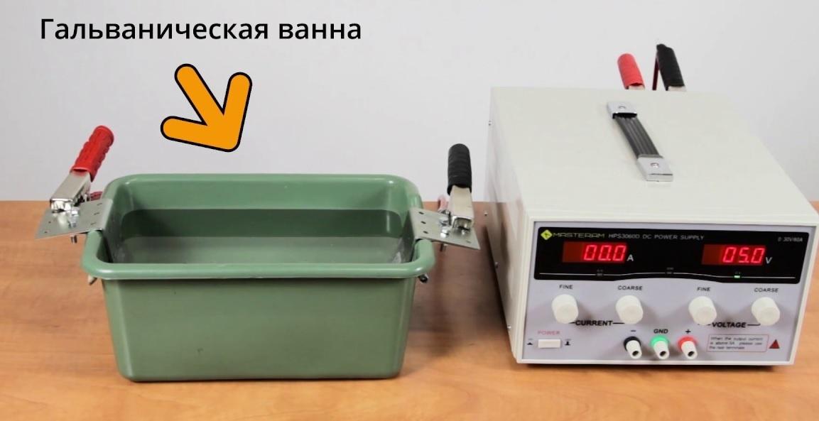 Набор оборудования