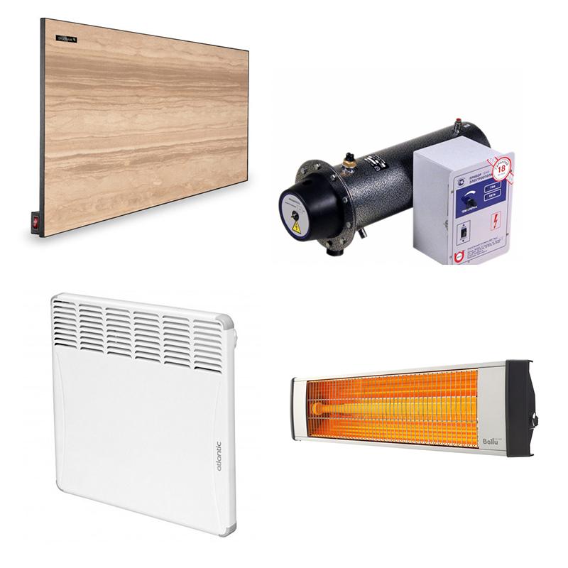 Отопительные приборы для дома электрические – удобство, безопасность, простота эксплуатации