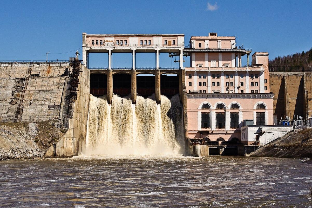 Гидроэлектростанция – ГЭС