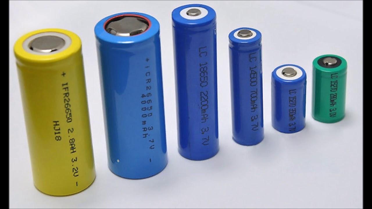 Литий-ионные источники тока