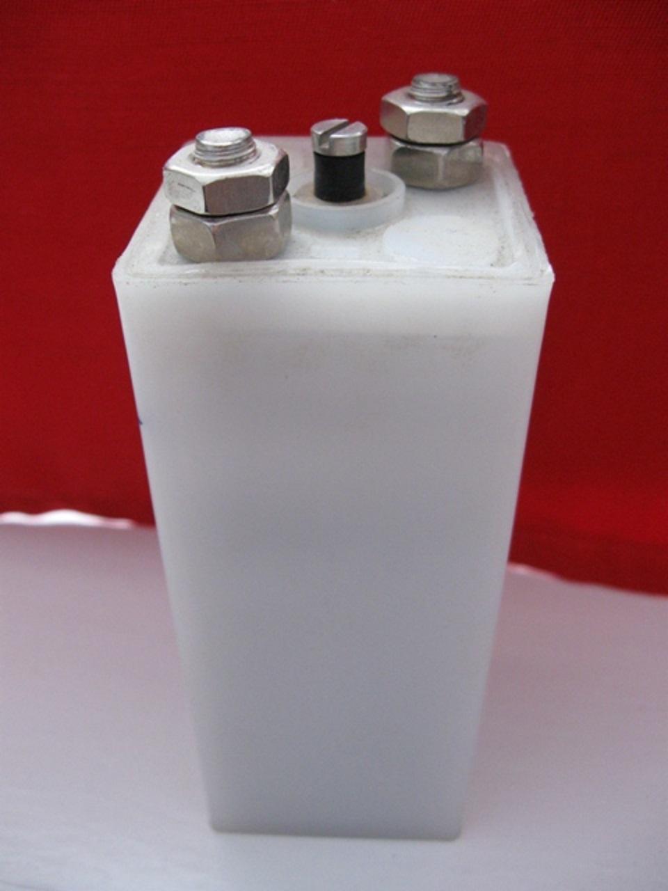 Тяговый никель-железный аккумулятор