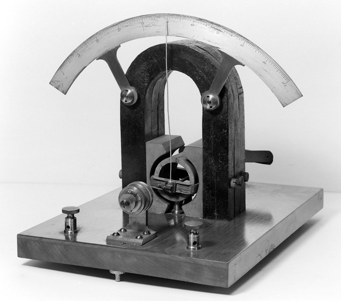 Гальванометр – прототип амперметра