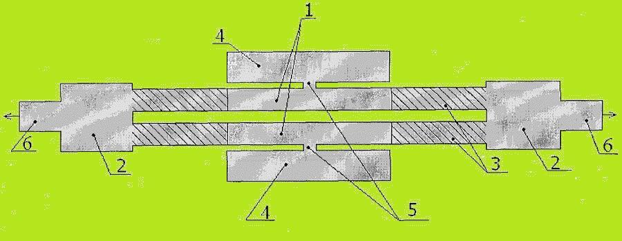 Устройство электромеханического резонатора