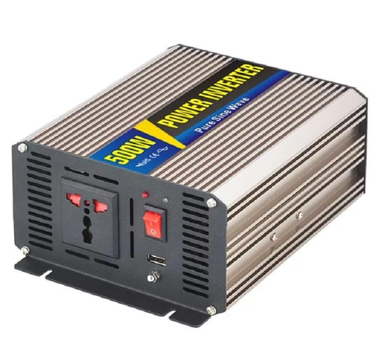 Инвертор 12/220 В, мощностью 1500 Вт