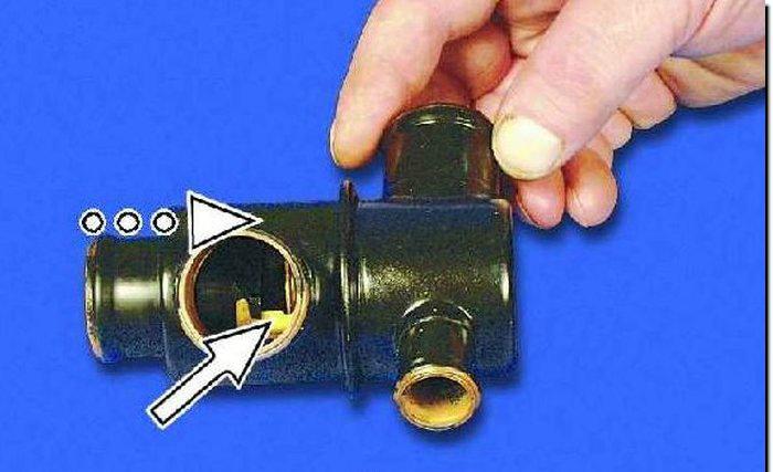 Автомобильный термостат