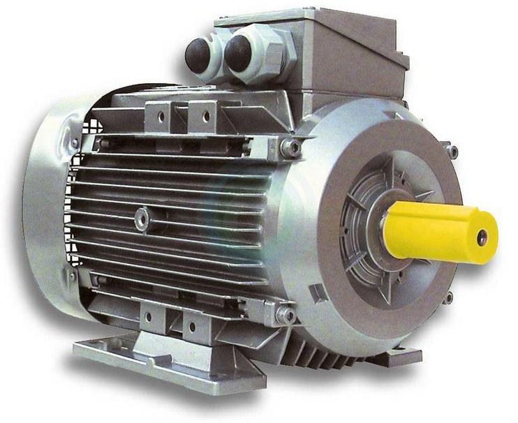 Двигатель, запитываемый от переменного тока