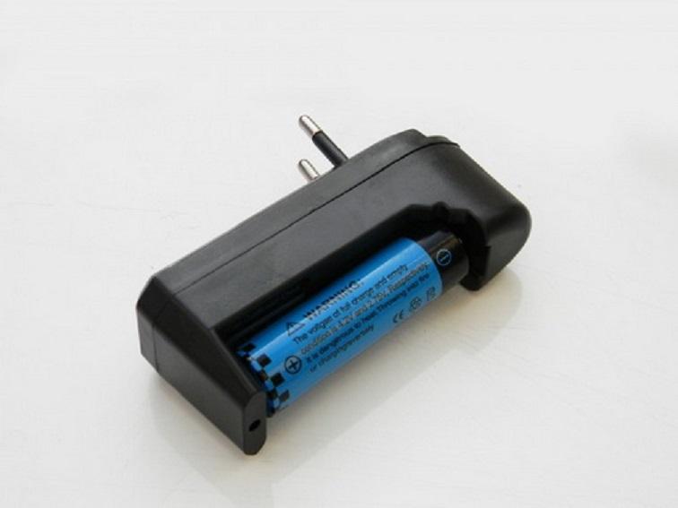 Система для зарядки Li-ion 18650