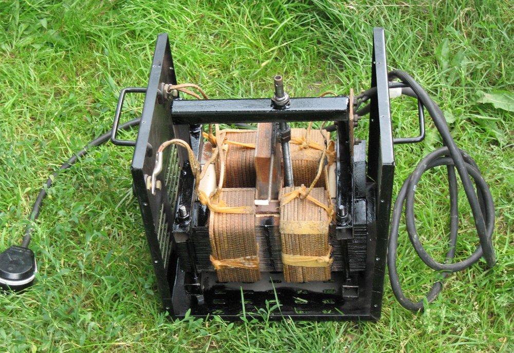 Сварочный трансформатор – прибор, требующий повышенного внимания к показателю cos fi
