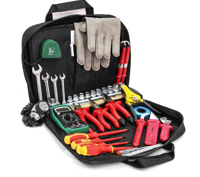 Набор инструментов электрика