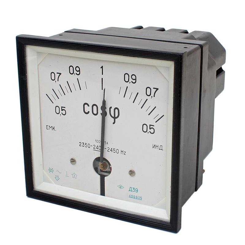Фазометр – прибор для определения коэффициента