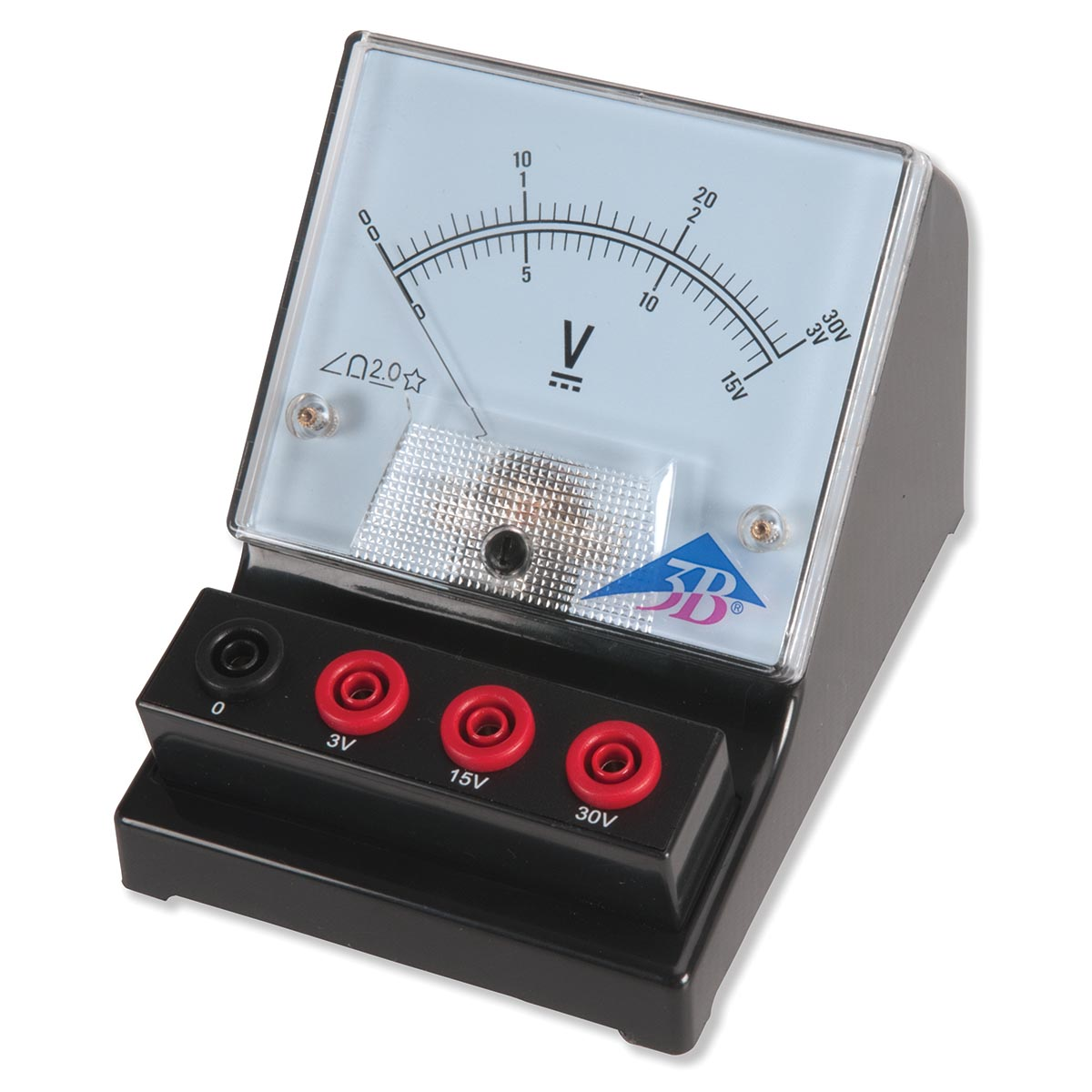 Лабораторный вольтметр