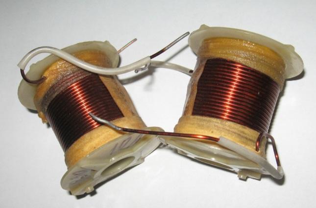 Катушка – элемент цепи, создающий магнитное поле